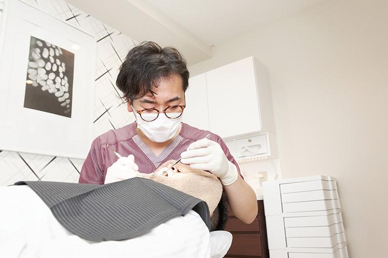 江東区亀戸駅・西大島駅で歯医者(むし歯)をお探しなら和田デンタクリニック亀戸