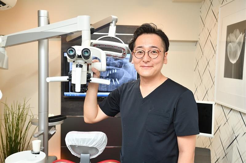 亀戸の歯医者 和田デンタルクリニック院長 和田 慎一郎のご挨拶